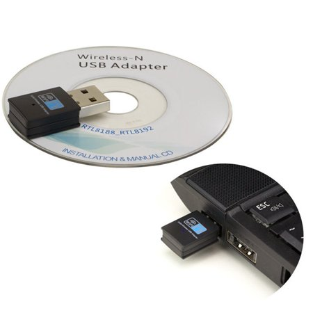 Mignova 300Mbps Mini Usb Wireless Wifi Adapter 802 11N G B Lan Internet Network Adapter