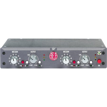 AEA Microphones TRP2 Two-Channel Ribbon Preamp