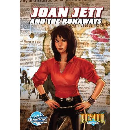 Rock and Roll Comics : Joan Jett and the - Joan Jett Halloween