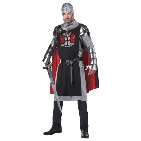 Men's Medieval Knight Costume - Adult Knight Costumes
