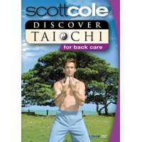Discover Tai Chi for Back Care Gentle Workout (DVD)