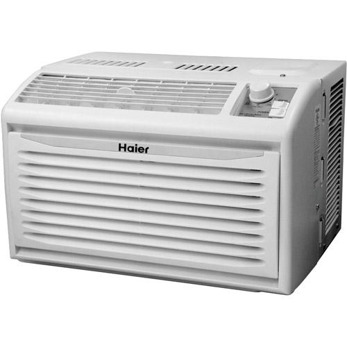 HAIER HWF05XCK 5000 BTU Room Air Conditioner
