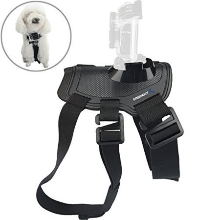 Sabrent Fetch (Dog Harness) Chest Strap Belt Mount for GoPro cameras [Compatible with all GoPro cameras] (GP-DGFH) ()