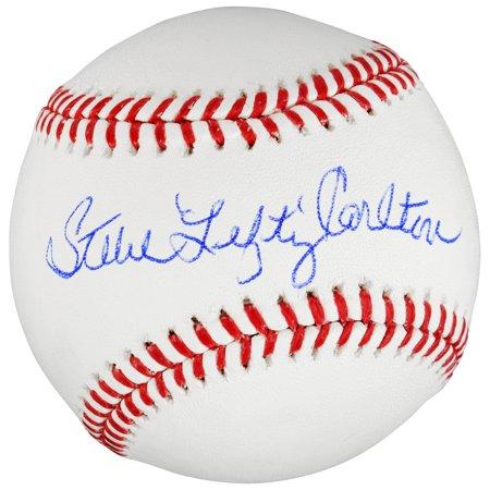 Steve Carlton Philadelphia Phillies Fanatics Authentic Autographed Baseball with Lefty Inscription - No -