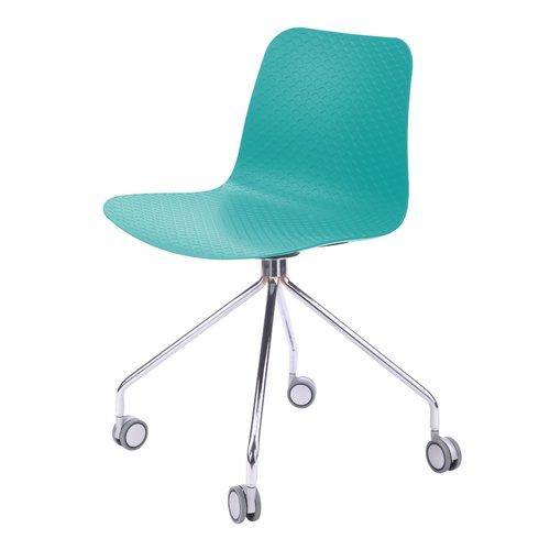 eModern Decor Hebe Series Mid-Back Desk Chair