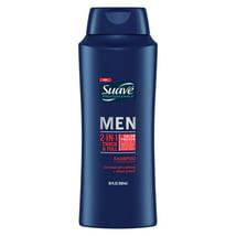 Shampoo & Conditioner: Suave Men Thick & Full