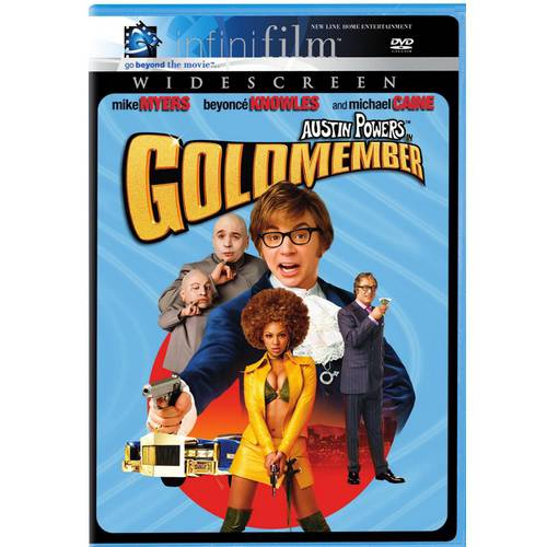 AUSTIN POWERS-GOLDMEMBER (DVD/WS 2.35)