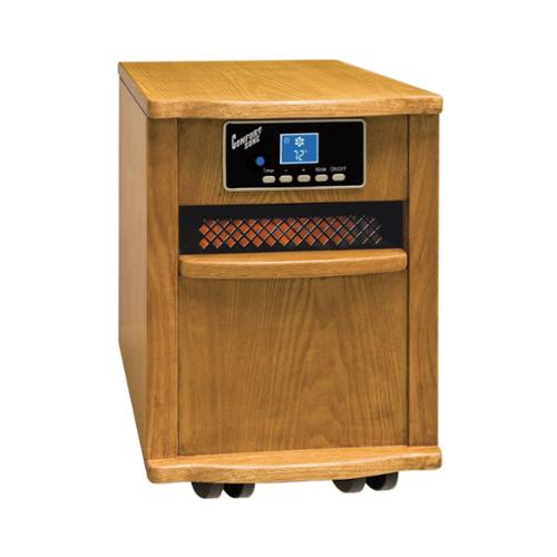 Comfort Zone Cz2011o Infrared Quartz Heater