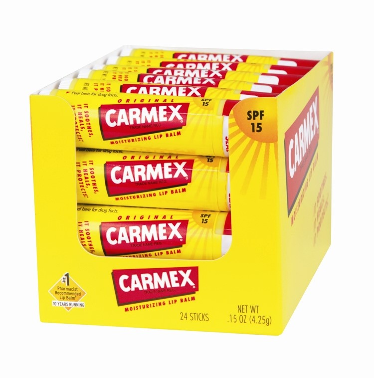 Carmex Stick, Original, 0.15 Oz