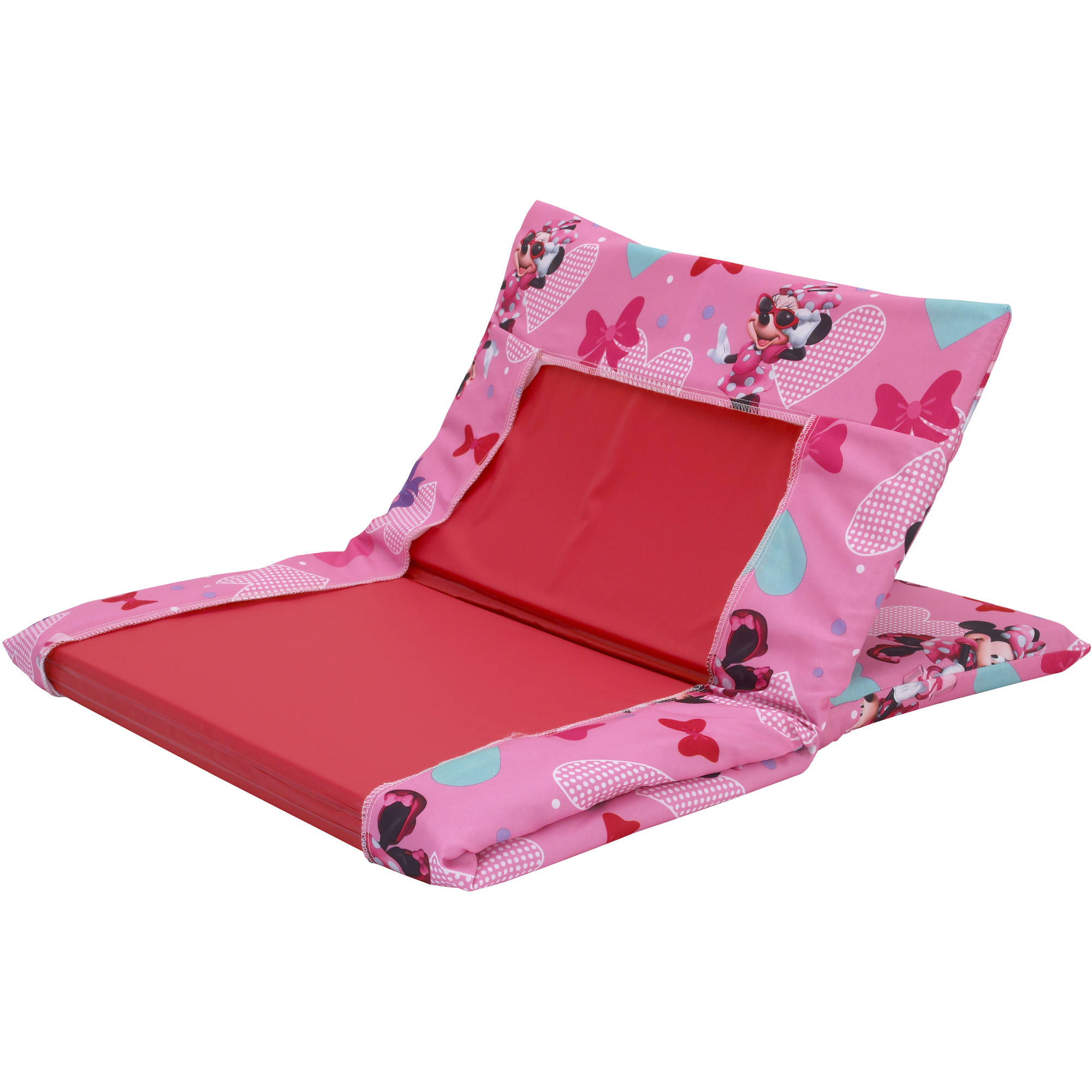 Disney Minnie Mouse Preschool Nap Mat Sheet Walmart Com
