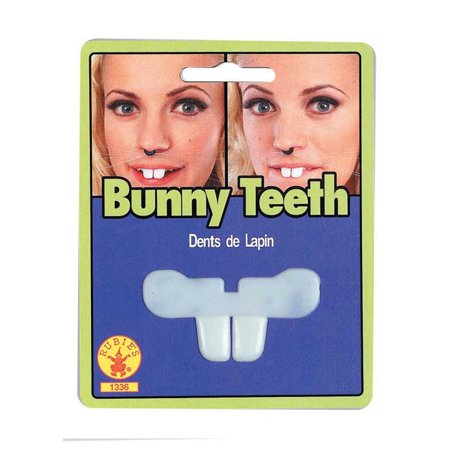 Bunny Teeth Child Halloween - Halloween Rotten Teeth