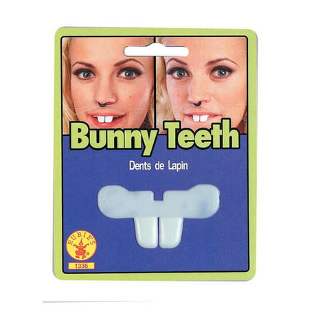 Bunny Teeth Child Halloween Accessory for $<!---->