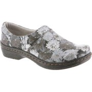 Klogs Mission - Leather Clog - Many Colors - Silver Daisy Women's