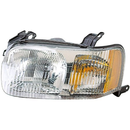 Left Side Headlight Embly For Ford Escape 2001 2002 2003 2004