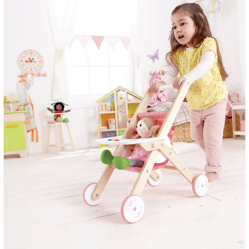 Hape Toys Doll Stroller