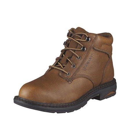 Ariat Work Boots Womens Macey 7 C Western Dark Peanut 10005947