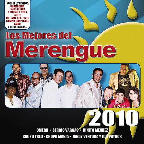 Los Mejores Del Merengue 2010