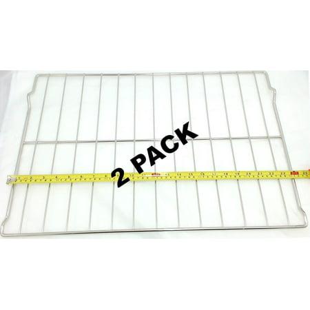 2 Pk, Oven Rack for Whirlpool, Sears, Kenmore, AP4411894