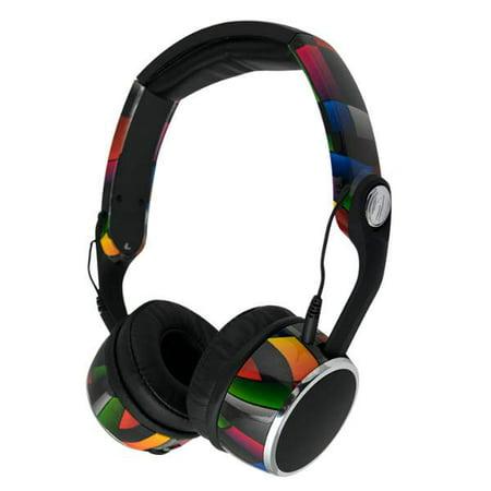 iGo Switch System Tech 2 Dark Mondrian (Wireless Headphones Igo)