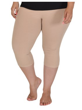 f1cca8799a Product Image Plus Size Circuit Knee-Length Leggings - X-Large (12-14)
