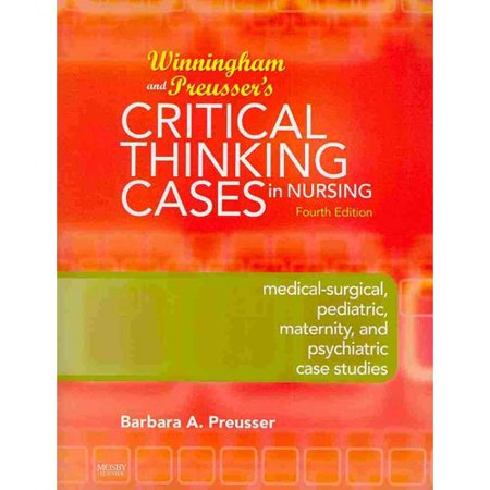 Medical-Surgical Nursing - 2-Volume Set - Text with Free Study Guide &  Winningham and Preusser's Critical Thinking Cases in Nursing Package
