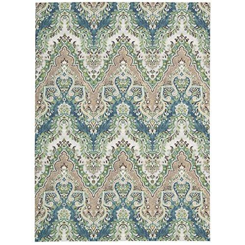 Nourison Waverly Treasures Prussian Area Rug