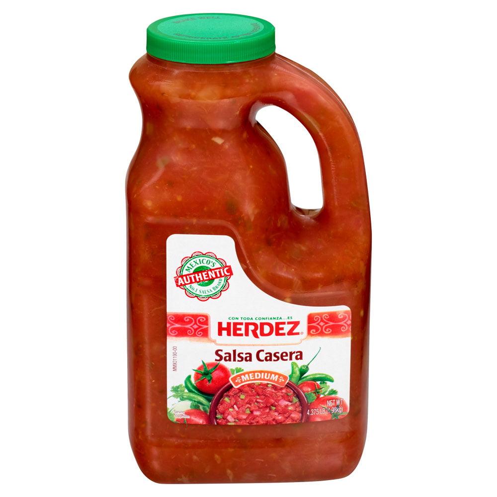Herdez Salsa Casera Medium, 70 Ounce