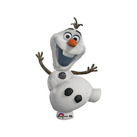 Frozen Party Balloons (Disney Frozen Olaf XL 41