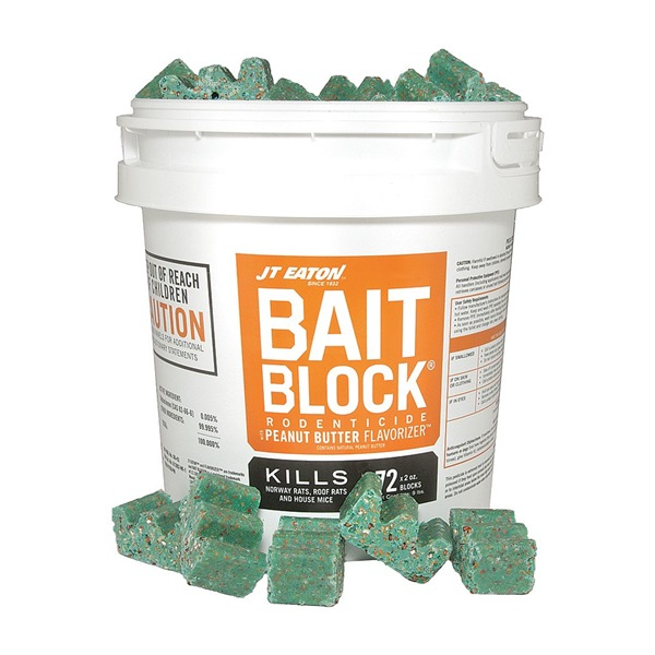 JT Eaton Bait Block(R), Pail