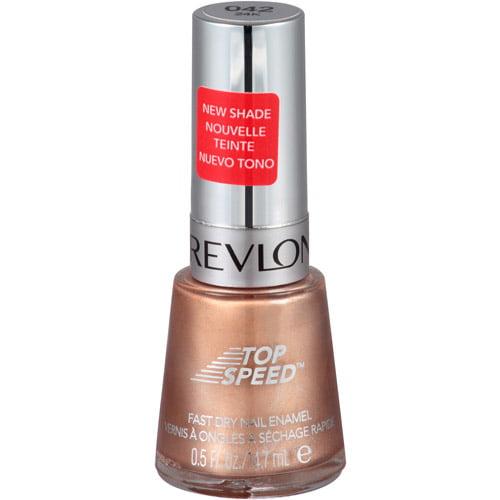 Revlon Cons. Prod. Corp. Revlon Top Speed Fast Dry Nail Enamel, 042 24K, 0.5 fl oz
