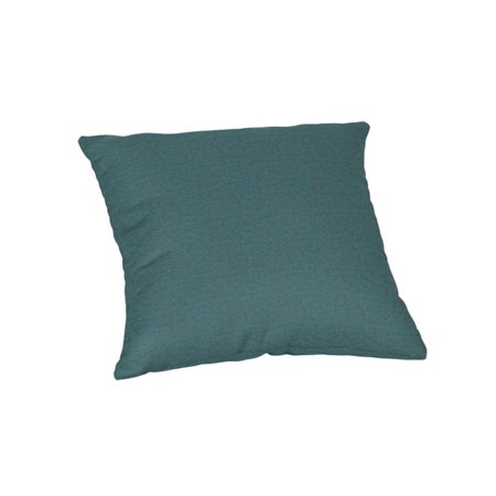 "Sunbrella 18"" Throw Pillow - Cast Lagoon"