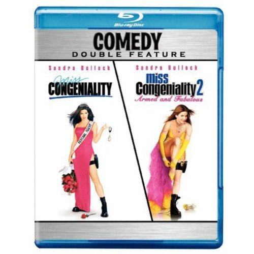 Miss Congeniality / Miss Congeniality 2 (Double Feature) (Blu-ray) (Widescreen)