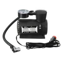 12V Portable Air Compressor Tire Inflator Pump for Car Bike Tires and Other Inflatables