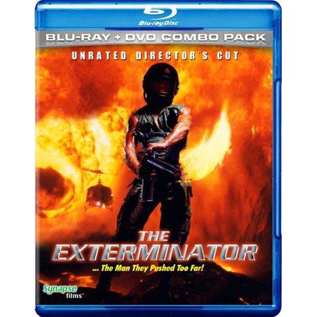The Exterminator (Blu-ray + DVD)