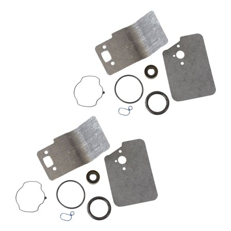 Poulan BVM200VS Blower (2 Pack) OEM Replacement Gasket Kits # 545081832-2PK - image 1 de 1
