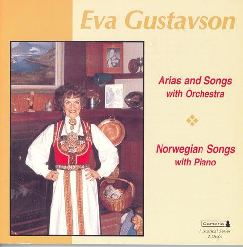 Sings Arias & Songs