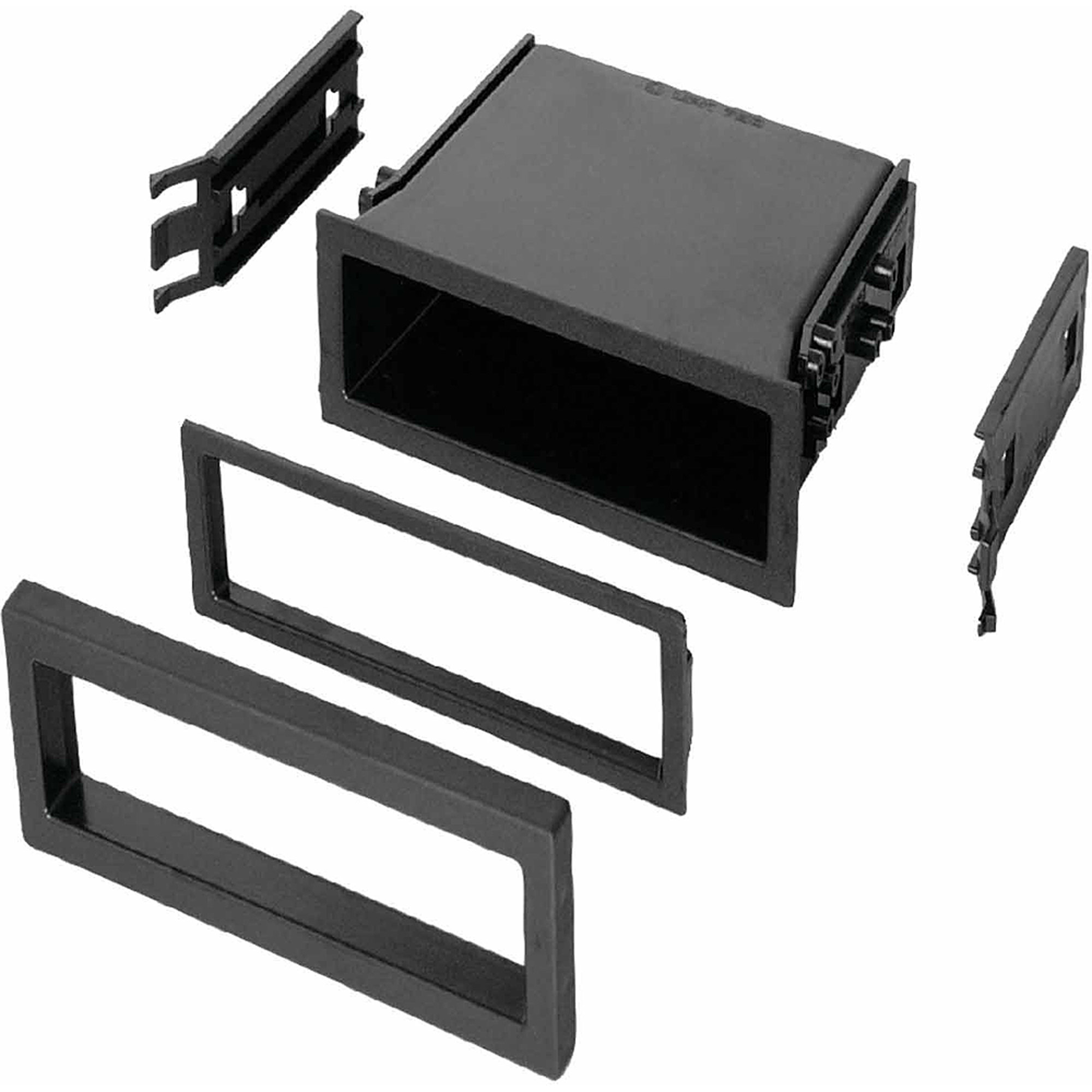 Best Kits BKUPK750 In-Dash Installation Kit (Select Toyota/Mazda/Nissan/Volvo 1982-2004 Radio Replacement Pocket Single-DIN)