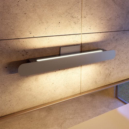 VONN Lighting Scheddi LED Aura 1-Light Bath Bar