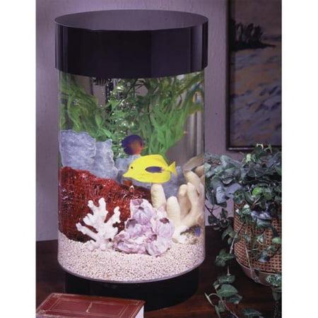 Midwest tropical aqua 8 gallon round aquarium for 30 gallon fish tank walmart