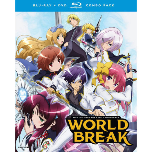 World Break: Aria Of Curse For A Holy Swordsman - The Complete Series FMABRFN01660