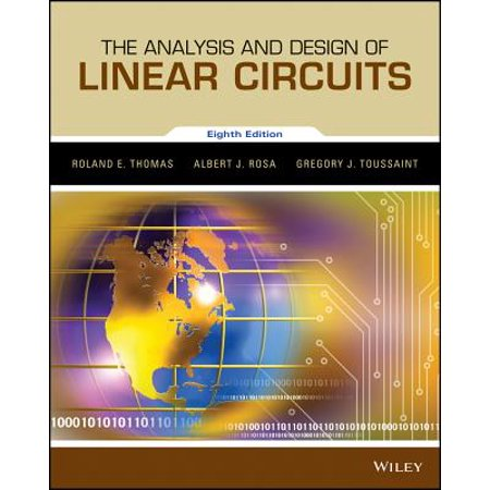 The Analysis and Design of Linear Circuits, Binder Ready