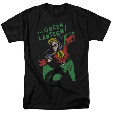 Green Lantern DC Comics Superhero Original Alan Scott Adult T-Shirt
