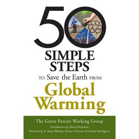 50 Simple Steps to Save the Earth from Global Warming -