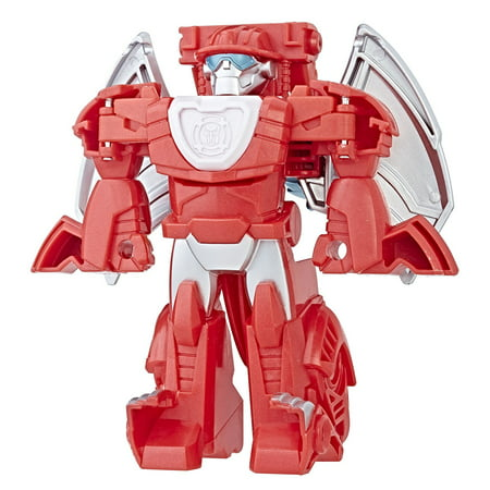 Playskool Heroes Transformers Rescue Bots Heatwave the Fire-Bot (Rescue Bots Party Supplies)