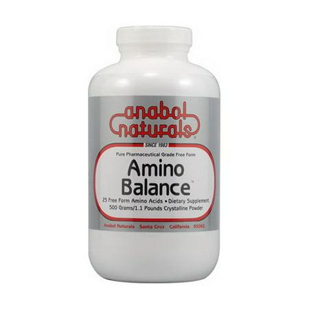 Anabol Naturals Amino Balance Powder - 17.65 Oz Anabol Naturals Creatine Powder