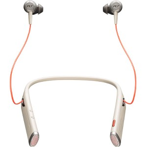 Plantronics Voyager 6200 UC Business-Ready Bluetooth Neckband Headset W  Earbuds by PLANTRONICS, INC.