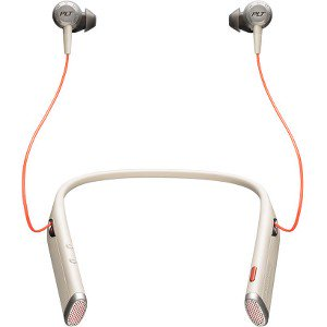 Plantronics Voyager 6200 Uc Business Ready Bluetooth Neckband Headset W  Earbuds