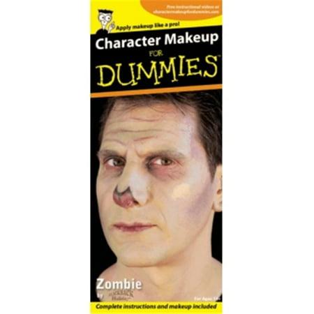Ventriloquist Dummy Costume (DUMMIES - ZOMBIE KIT)