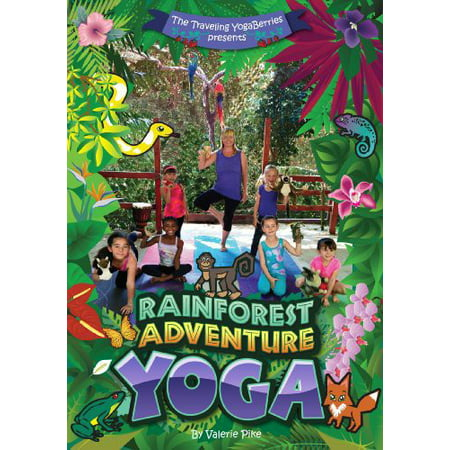 Rainforest Adventure Yoga (DVD)