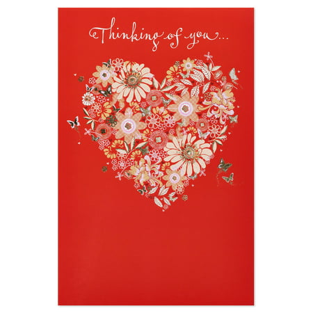 American greetings thinking of you valentines day card 6ct american greetings thinking of you valentines day card m4hsunfo